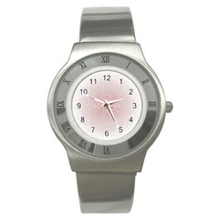 Elegant Damask Stainless Steel Watch (unisex) by ADIStyle