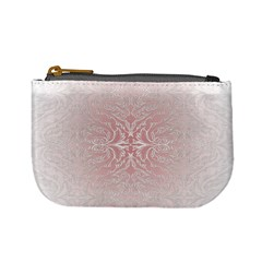 Elegant Damask Coin Change Purse by ADIStyle