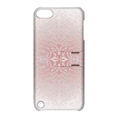 Elegant Damask Apple Ipod Touch 5 Hardshell Case With Stand by ADIStyle