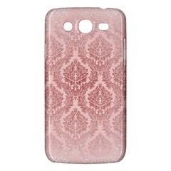 Luxury Pink Damask Samsung Galaxy Mega 5 8 I9152 Hardshell Case  by ADIStyle