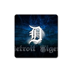 1 Detroit%20tigers Wallpaper Magnet (square) by perfecttrends1156