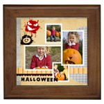 helloween - Framed Tile