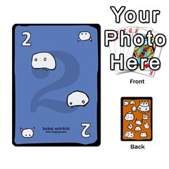 Monsters Deck B By Jim Chaney   Playing Cards 54 Designs   6jxml0p23oo6   Www Artscow Com Front - Spade10