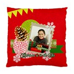 christmas - Standard Cushion Case (One Side)