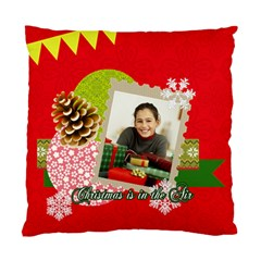 Christmas By Merry Christmas   Standard Cushion Case (two Sides)   3x5s322gg6es   Www Artscow Com Back