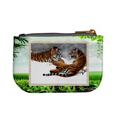Tiger Mini Coin Purse By Catvinnat   Mini Coin Purse   2aybtdn142f8   Www Artscow Com Back