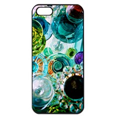 Wishing Well Waters Apple Iphone 5 Seamless Case (black) by dreamscapes