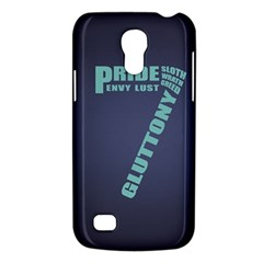 Seven Samsung Galaxy S4 Mini Hardshell Case  by Rasterize