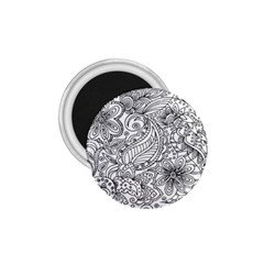 Scrolly 1.75  Button Magnet by Contest1702305