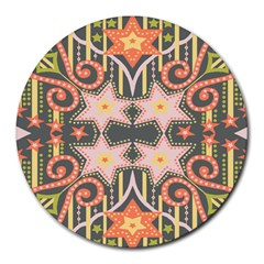 Cosmic Rays 8  Mouse Pad (round) by Contest1702305