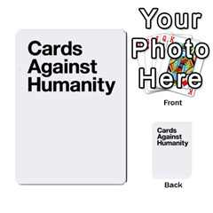 Cah White Cards 6 By Steven   Playing Cards 54 Designs   Aqs8dow35hir   Www Artscow Com Back