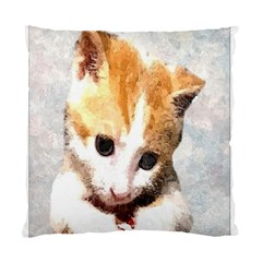 Sweet Face :) Cushion Case (one Side) by mysticalimages
