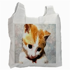 Sweet Face :) Recycle Bag (One Side)