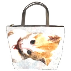 Sweet Face ;) Bucket Bag by mysticalimages