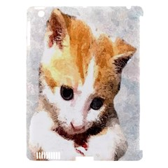 Sweet Face ;) Apple Ipad 3/4 Hardshell Case (compatible With Smart Cover) by mysticalimages