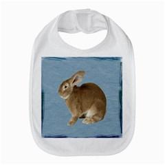 Cute Bunny Bib by mysticalimages