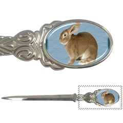Cute Bunny Letter Opener by mysticalimages