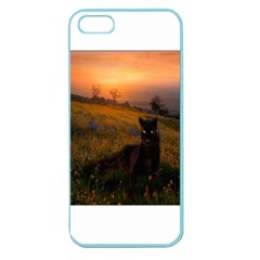 Evening Rest Apple Seamless Iphone 5 Case (color) by mysticalimages