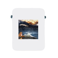 Stormy Twilight  Apple Ipad 2/3/4 Protective Soft Case by mysticalimages