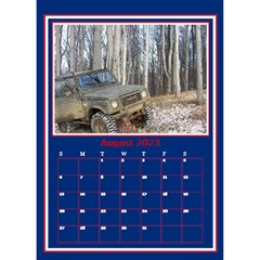 My Little Perfect Desktop Calendar By Deborah   Desktop Calendar 6  X 8 5    Jk7edyntdtc4   Www Artscow Com Aug 2017