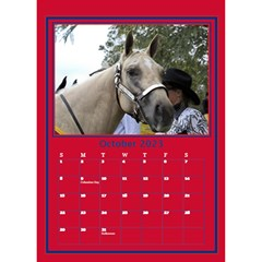 A Little Perfect Desktop Calendar By Deborah   Desktop Calendar 6  X 8 5    Fnag7i5u5k71   Www Artscow Com Oct 2017