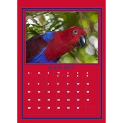A Little Perfect Desktop Calendar By Deborah   Desktop Calendar 6  X 8 5    Fnag7i5u5k71   Www Artscow Com Mar 2017