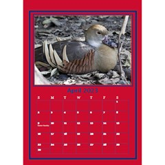 A Little Perfect Desktop Calendar By Deborah   Desktop Calendar 6  X 8 5    Fnag7i5u5k71   Www Artscow Com Apr 2017