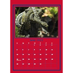 A Little Perfect Desktop Calendar By Deborah   Desktop Calendar 6  X 8 5    Fnag7i5u5k71   Www Artscow Com Jun 2017