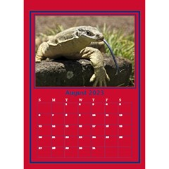 A Little Perfect Desktop Calendar By Deborah   Desktop Calendar 6  X 8 5    Fnag7i5u5k71   Www Artscow Com Aug 2017