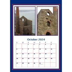 My Picture Desktop Calendar By Deborah   Desktop Calendar 6  X 8 5    O2dgt88ozfez   Www Artscow Com Oct 2018