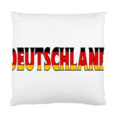 Germany2 Cushion Case (one Side)