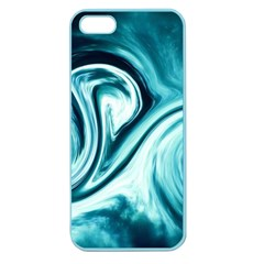 L224 Apple Seamless Iphone 5 Case (color) by gunnsphotoartplus