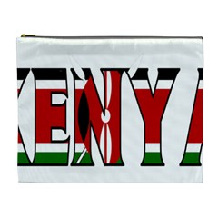 Kenya Cosmetic Bag (xl) by worldbanners