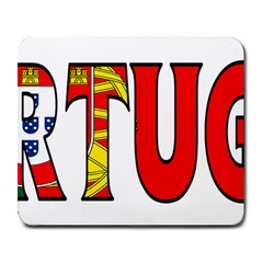 Portugal2 Large Mouse Pad (rectangle)