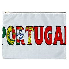 Portugal2 Cosmetic Bag (XXL) by worldbanners