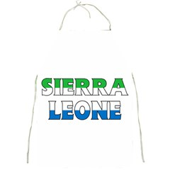 Sierra Apron by worldbanners