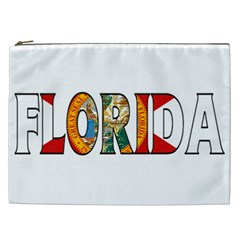 Florida Cosmetic Bag (xxl) by worldbanners