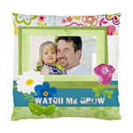 kids, father, family, fun - Standard Cushion Case (Two Sides)