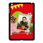 christmas - Apple iPad Mini Case (Black)