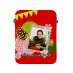 christmas - Apple iPad 2/3/4 Protective Soft Case