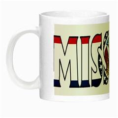 Missouri Glow In The Dark Mug