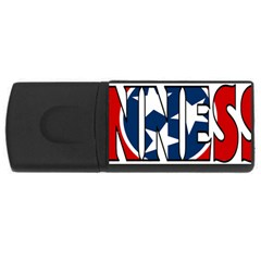 Tennessee 4GB USB Flash Drive (Rectangle) by worldbanners
