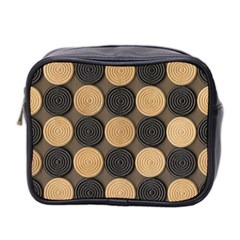Checkers Bag (small) By Andrew Hunn   Mini Toiletries Bag (two Sides)   9uml8tzz3zci   Www Artscow Com Front