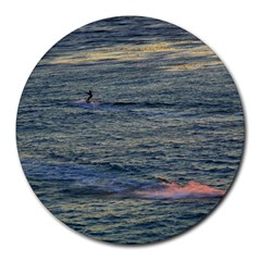 Bc17 8  Mouse Pad (round) by gunnsphotoartplus