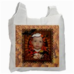 Fun Halloween Candy Bag - Recycle Bag (One Side)