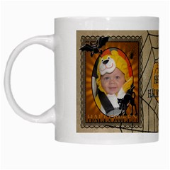 Halloween Mug By Lil    White Mug   Zpig1c54g761   Www Artscow Com Left