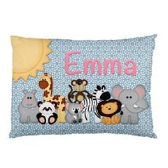 Emma Pillowcase By Debbie   Pillow Case (two Sides)   F1bioqlf6ta8   Www Artscow Com Front