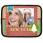 new year - Netbook Case (Large)