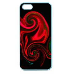 L242 Apple Seamless Iphone 5 Case (color) by gunnsphotoartplus
