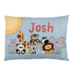 Josh Pillowcase By Debbie   Pillow Case (two Sides)   Fv095oozsjvd   Www Artscow Com Front